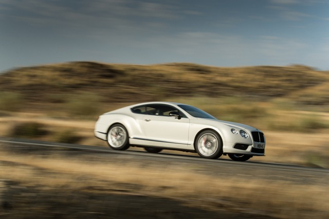 Bentley Continental GT V8 S (9)