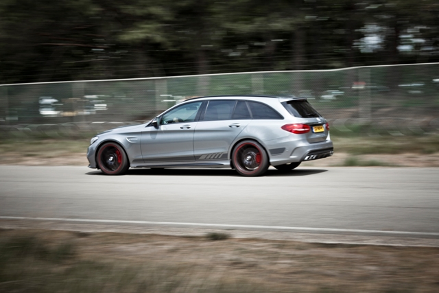 Mercedes-AMG C 63 S Estate (6)