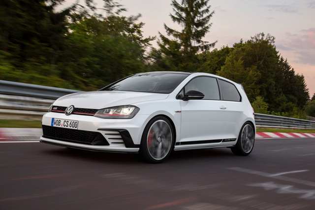 VW Golf GTI Clubsport (1)