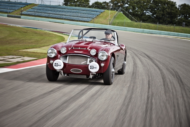 Austin Healey Wilbert Peters (20)