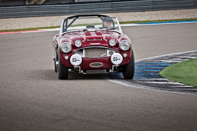 Austin Healey Wilbert Peters (27)