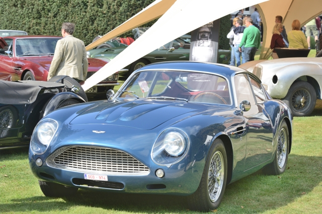 Aston Martin DB4GT Zagato (recreation)