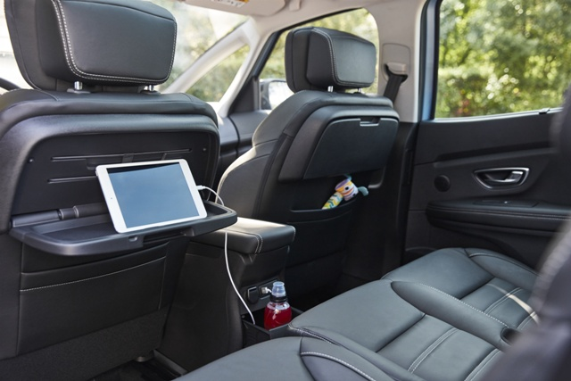 RENAULT GRAND SCENIC IV (RFA) - REAR TABLET