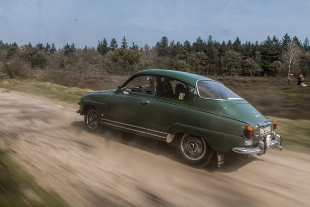 Saab Historic Rally Team: net als Carlsson | Octane Magazine NL