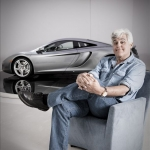 Jay Leno previews McLaren's 'P11' at McLaren Technology Centre and Dunsfold test Track