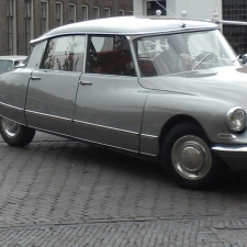 Citroën DS 21m Pallas (1966)