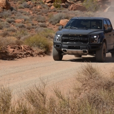 BUILD TOUGH: Ford F150 Raptor