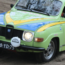 Dutch Saab Classic Rallyteam